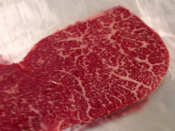 松阪牛のもも肉