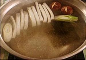 2. 野菜を入れる