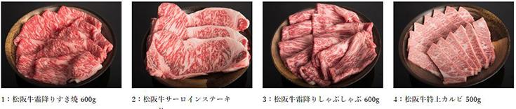 松阪牛ギフト券20000円